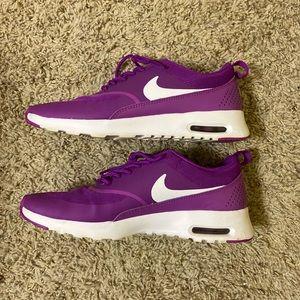 Purple Nike Air Max Thea